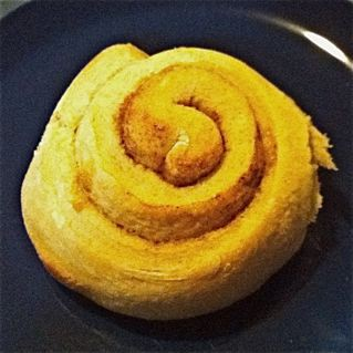 Yeast Baking: Cinnamon Roll