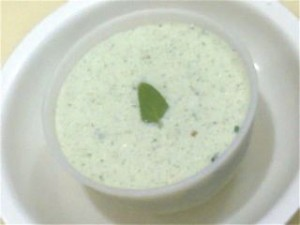 Tasty Yogurt and Mint Dressing